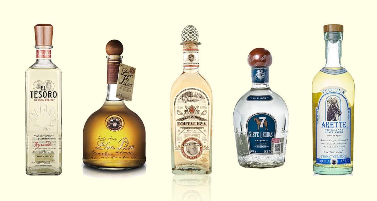 best tequilas to buy cinco de mayo
