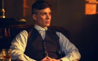Cillian Murphy Peaky Blinders Season 6 Finale