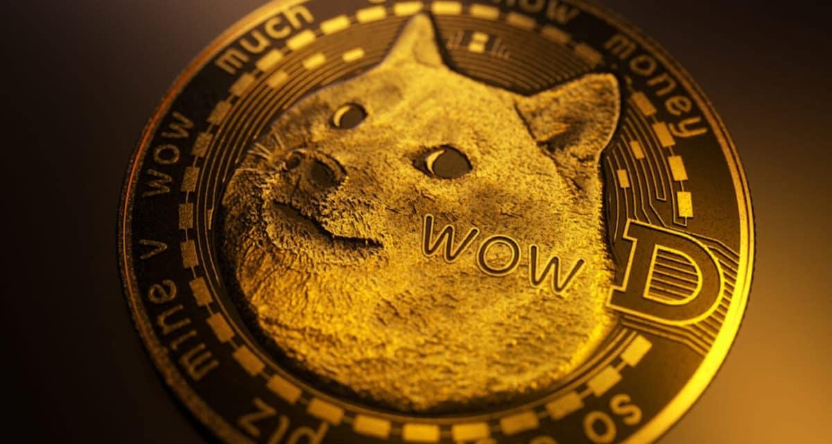 Dogecoin market cap