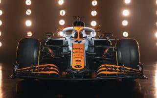 Formula 1 McLaren Racing Monaco Livery gulf oil