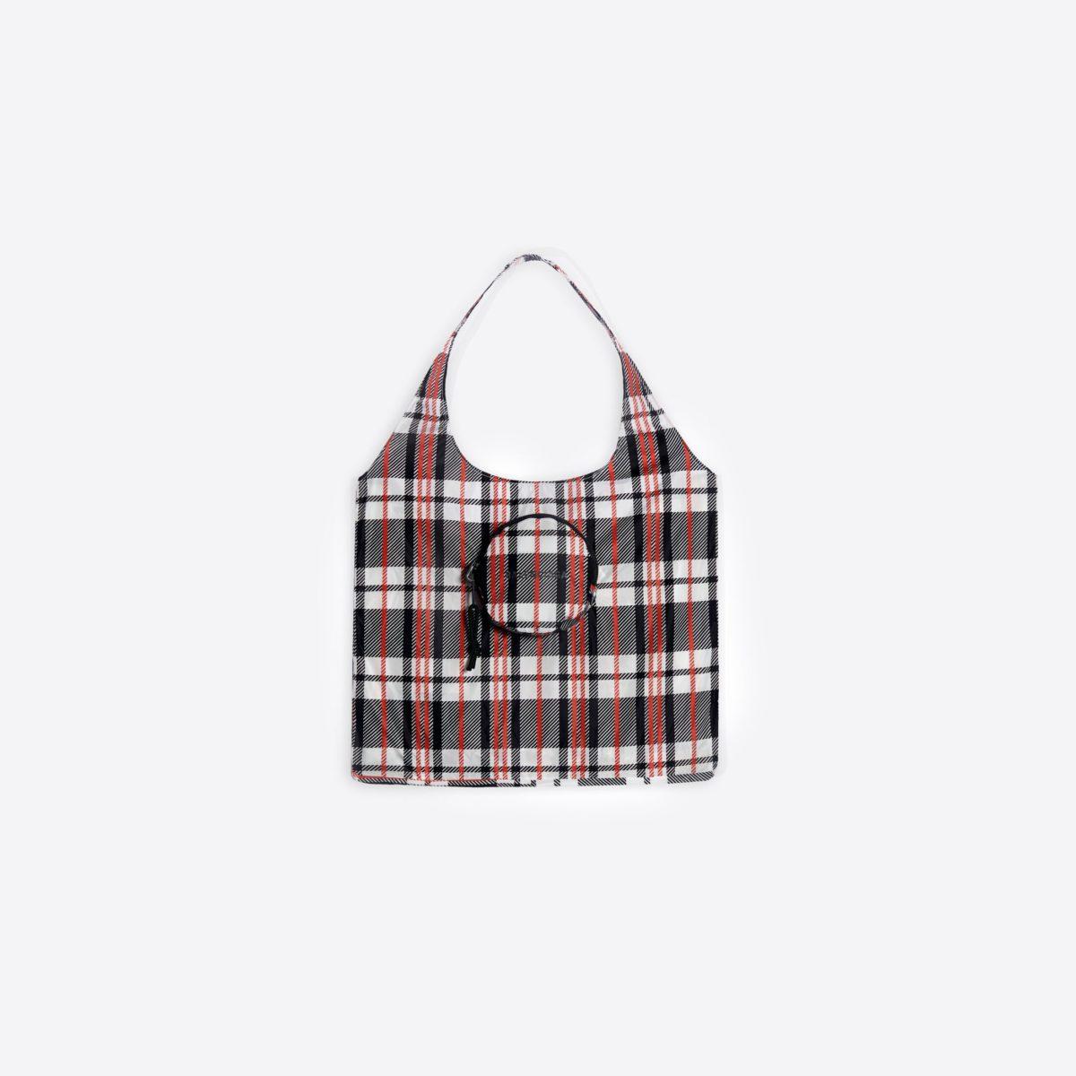 Woolies Balenciaga Grocery Bag