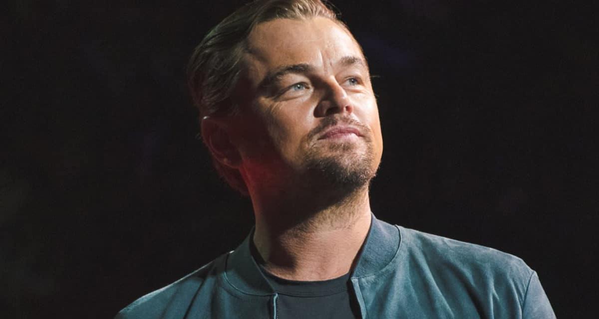 Leonardo DiCaprio Galapagos Islands re:wild 43 million