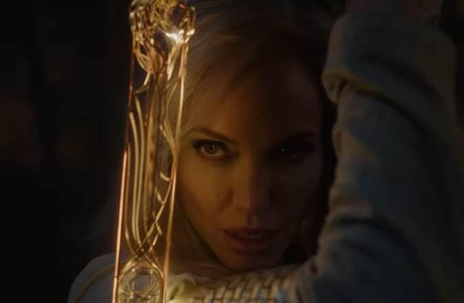 Marvel Phase 4 - eternals, angelina jolie