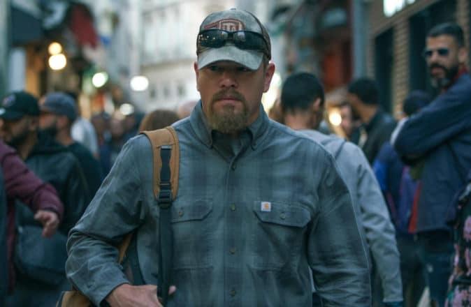 Matt Damon Stillwater Trailer