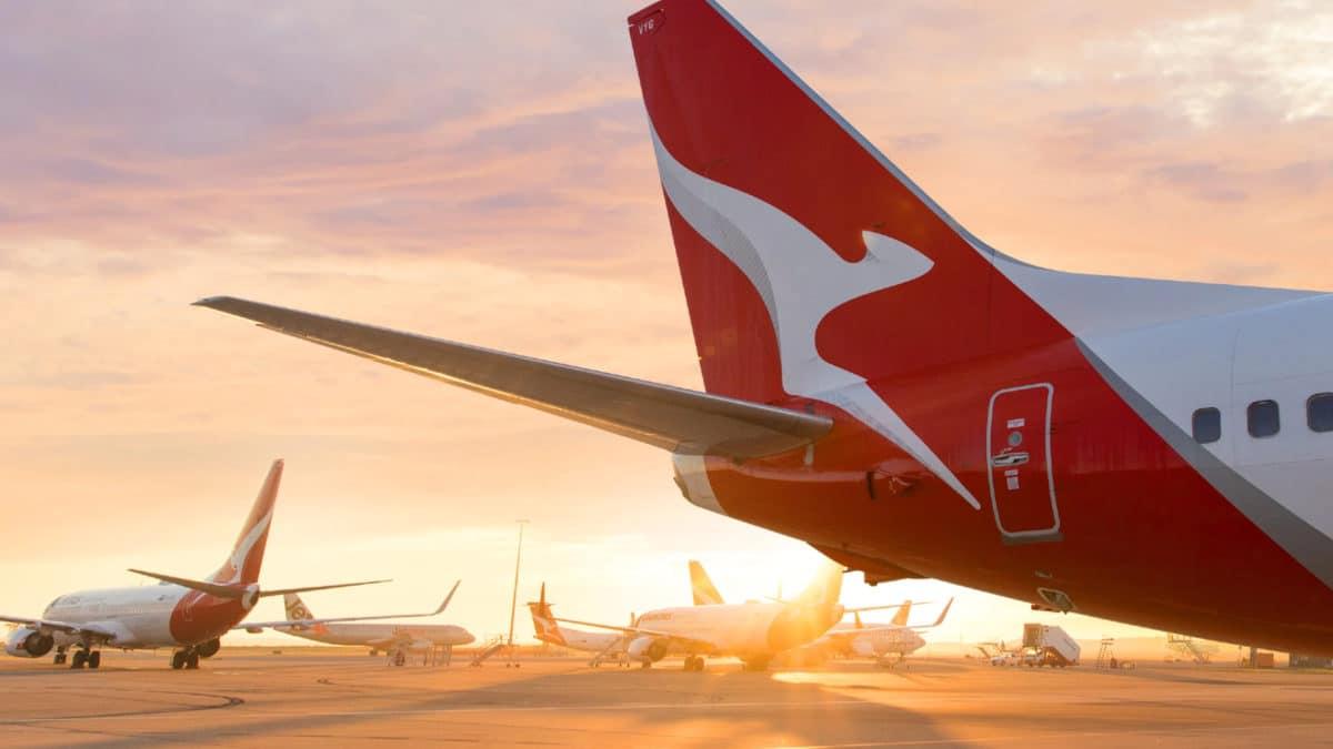 Qantas international Flights Unlimited Promotion COVID-19 Vaccine