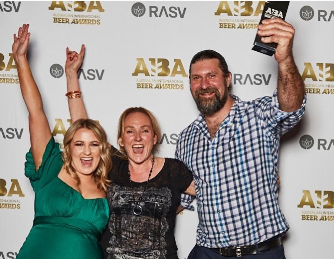 Australian International Beer Award Winners (2021) - Dollar Bill Brewing's Gold Teeth 2021, Champion Australian Beer