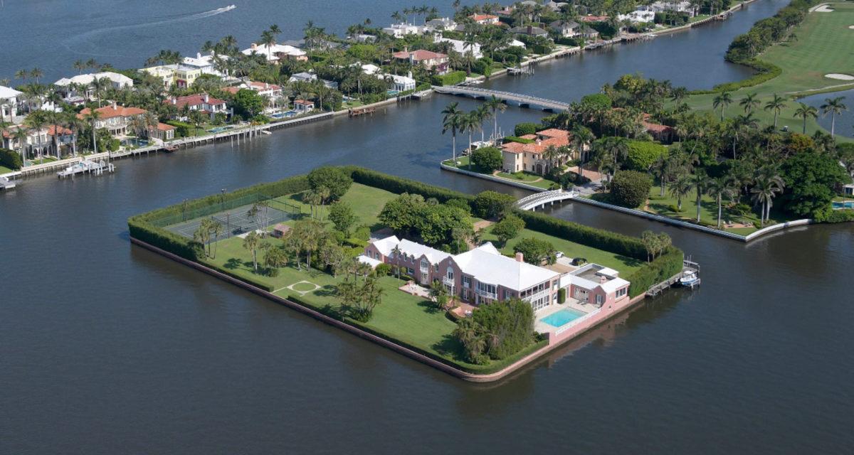 Tarpon Island Palm Beach 85 million sold