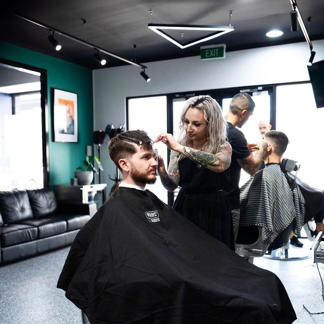 barbers in Brisbane - The Chopspot