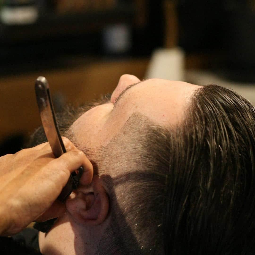 Peaky Barbers in Brisbane