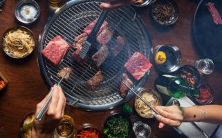 Korean BBQ in Sydney feature photo