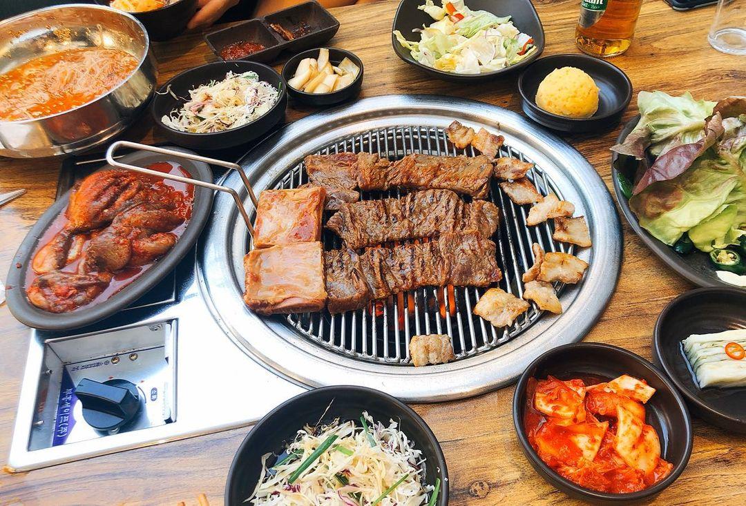 Yang San Park is definitely one of the best Korean barbecue restaurants in Sydney.