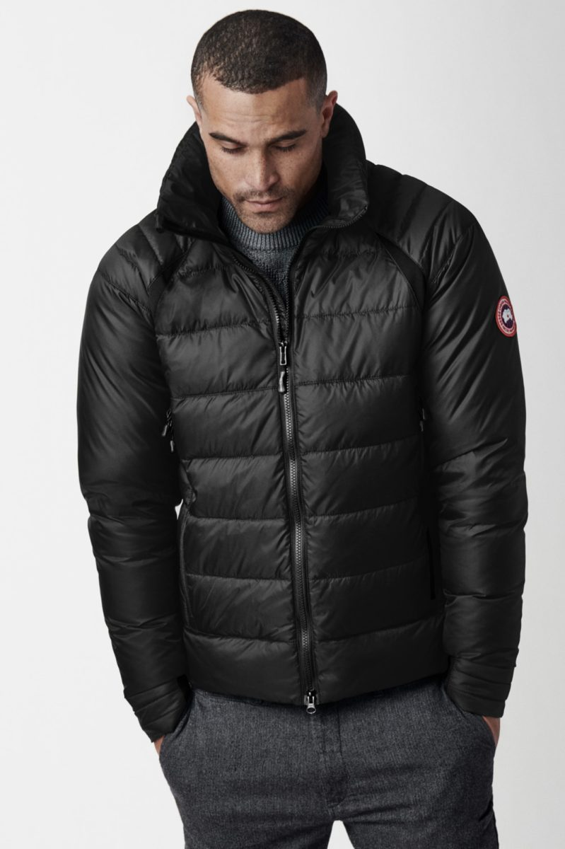 Canada Goose are very reliable when it comes to looking for a quality men's puffer jacket.