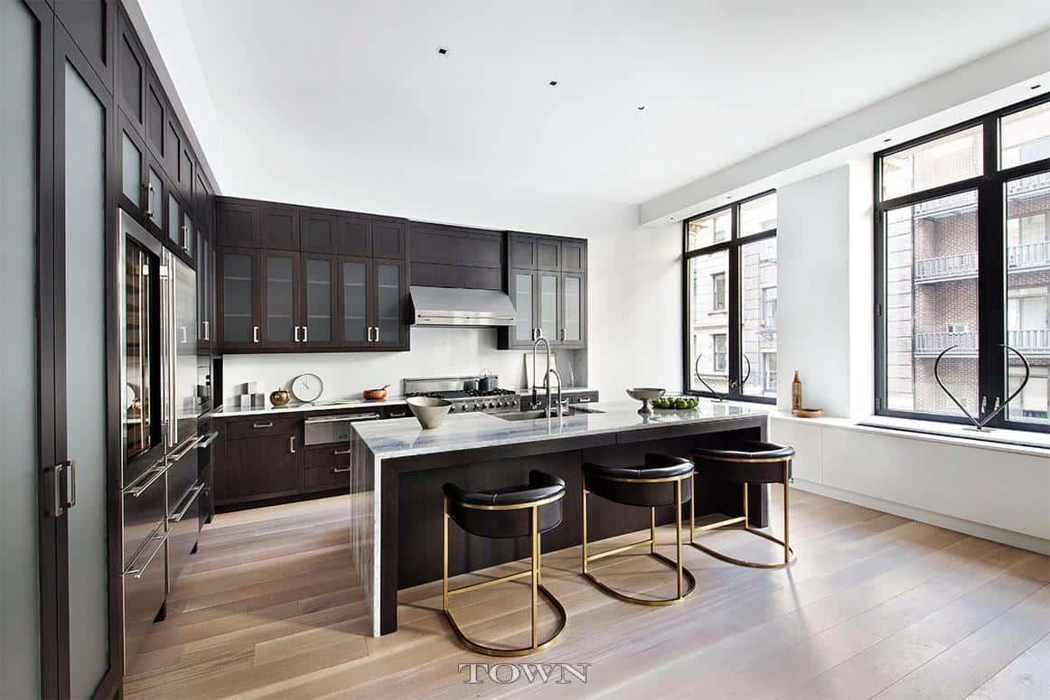 Leonardo DiCaprio New York City Apartment