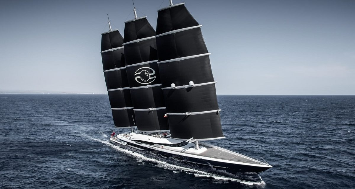 Jeff Bezos' superyacht is rumoured to be based on the Black Pearl