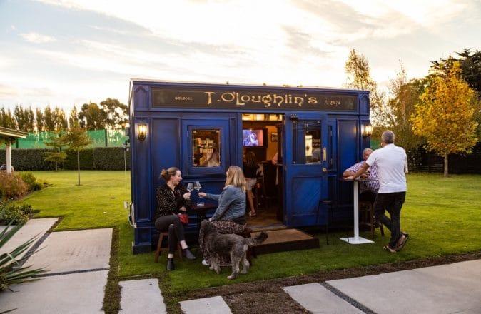 My Little Pub will build custom built bars for your backyard