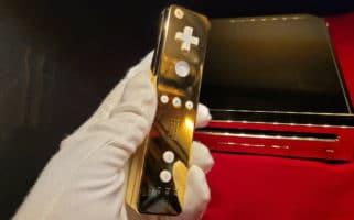 Queen Elizabeth Nintendo Wii