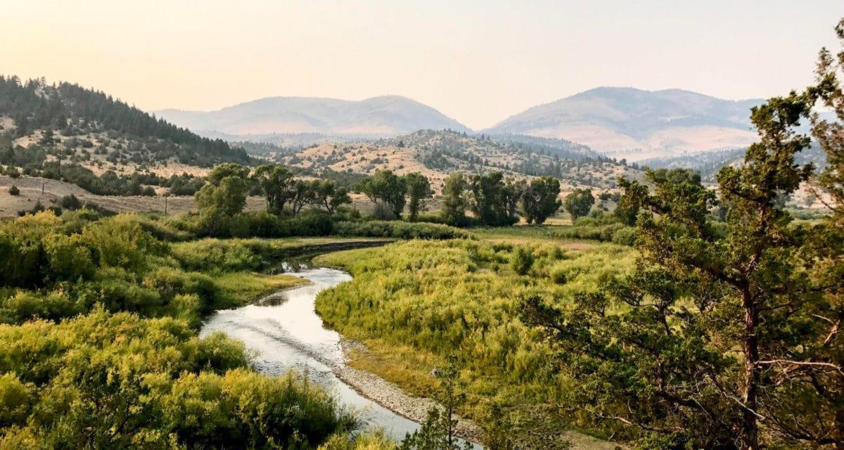 river runs through it climbing arrow ranch