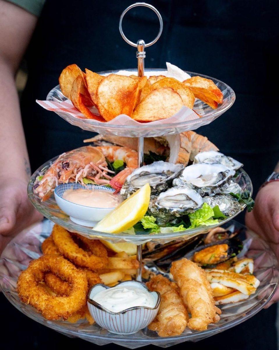 seafood restaurants in Sydney - Fich at Petersham