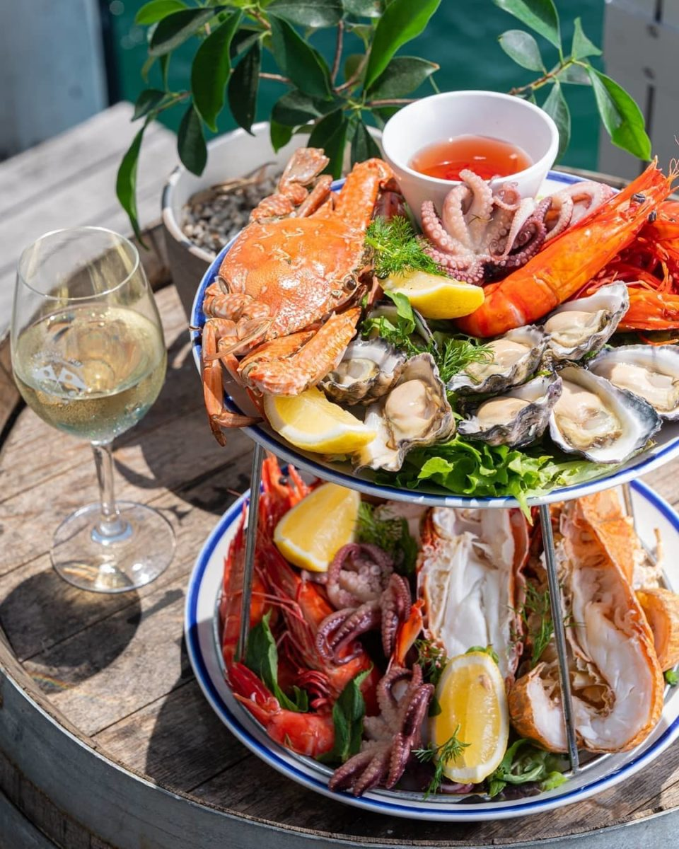 You can't look past the platter at Manly Skiff if you're looking for the finest seafood restaurants in Sydney