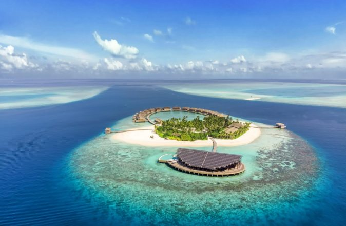 Maldives island auction launched by government to save tourism