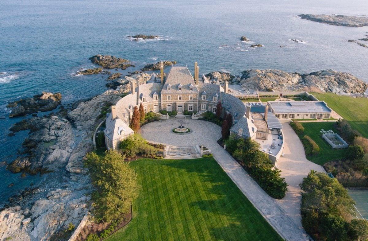 Jay Leno Mansion Newport Rhode Island Seafair