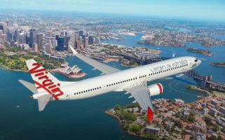 virgin australia melbourne sydney flight sale