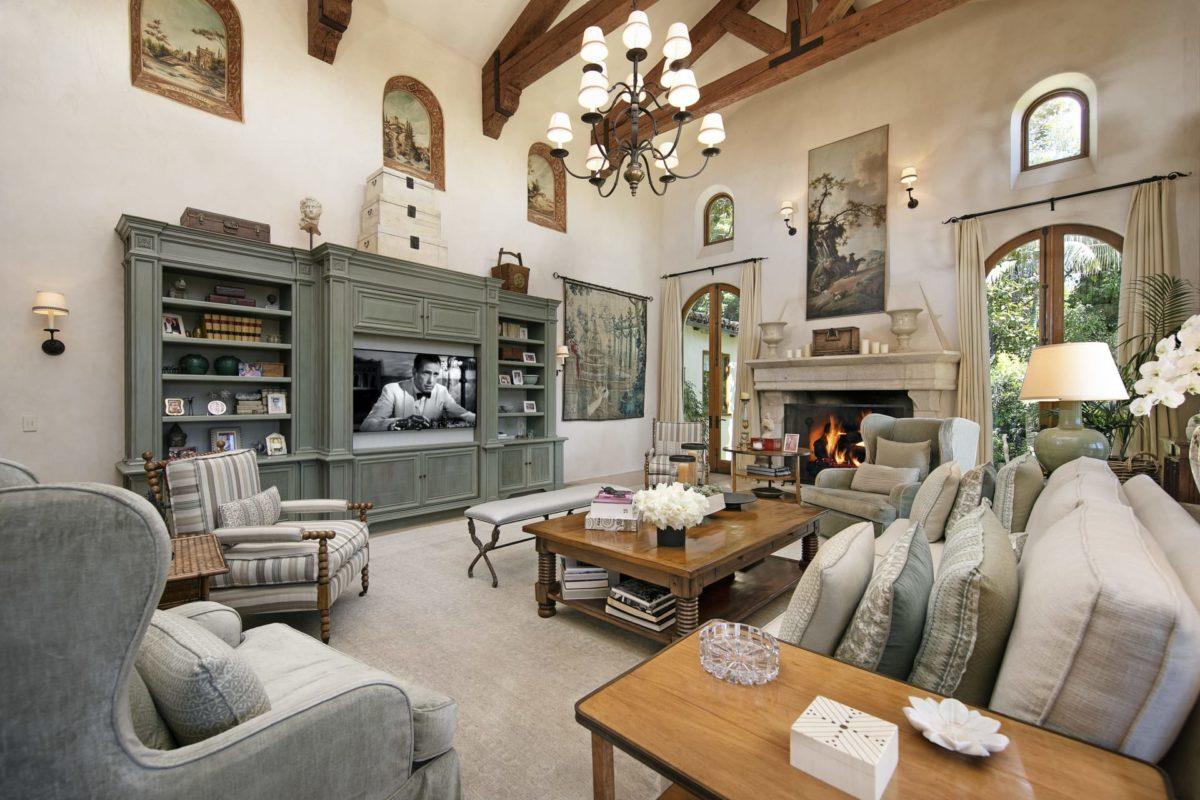 leonard estate - sugar ray leonard mansion palisades los angeles