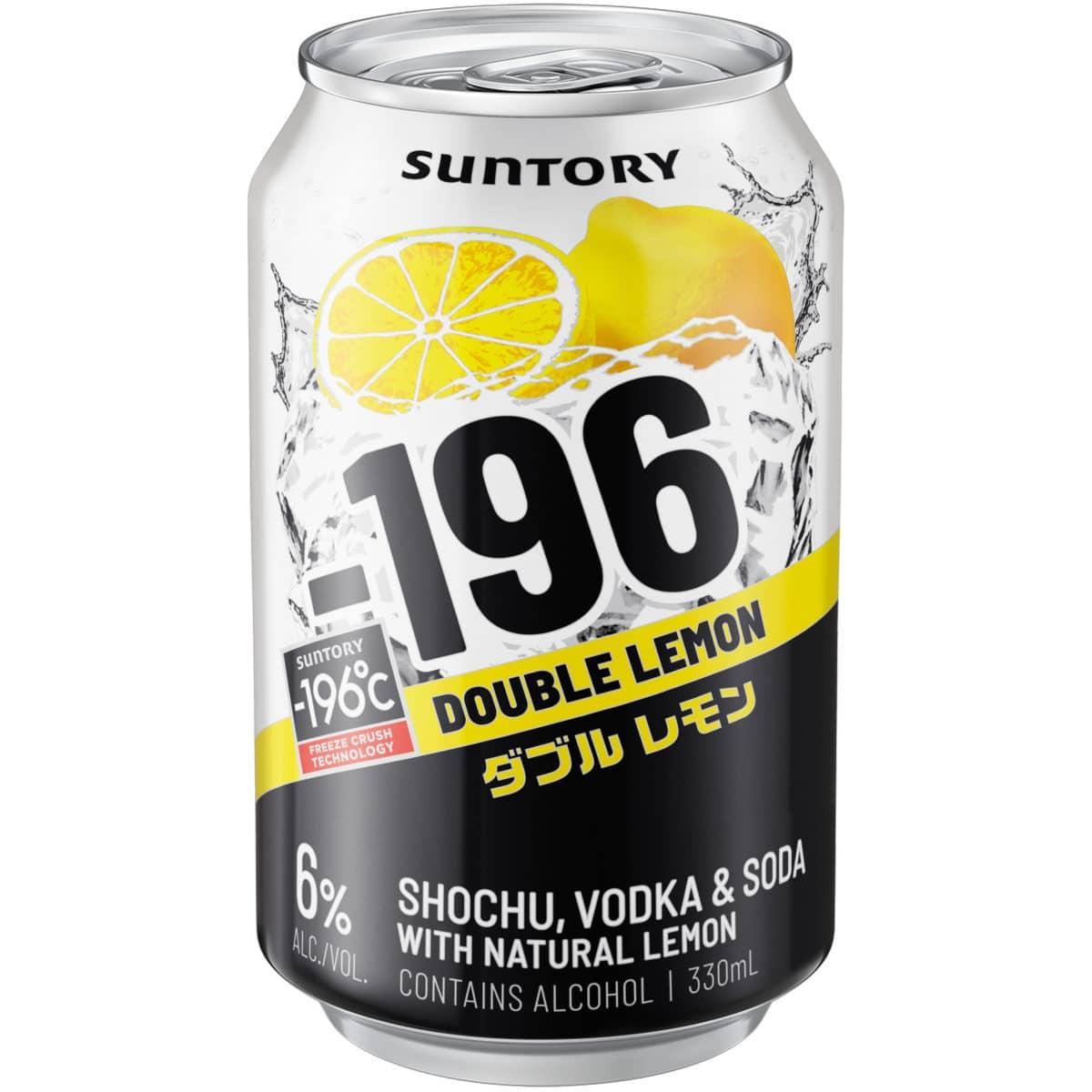 -196 double lemon strong zero australia