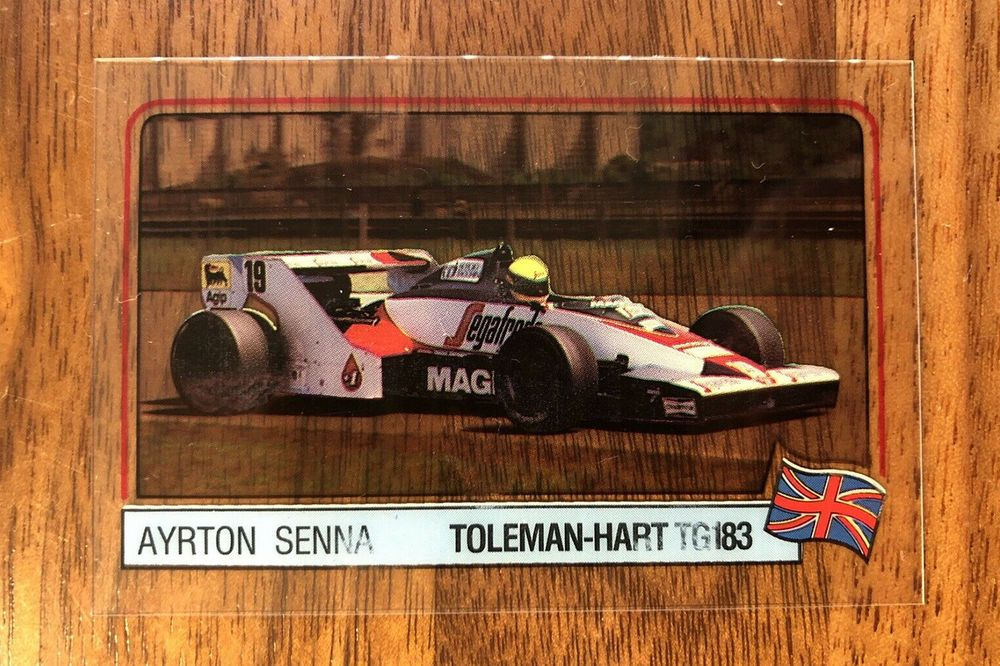 ebay most expensive formula 1 trading cards 2021