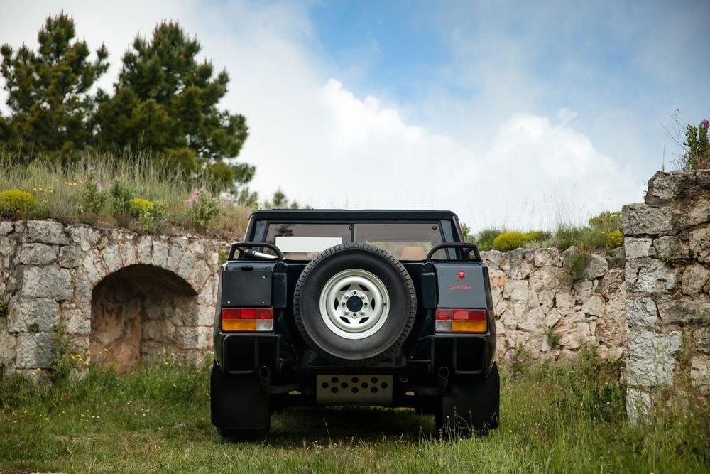 1988 Lamborghini LM002 For Sale Sothebys