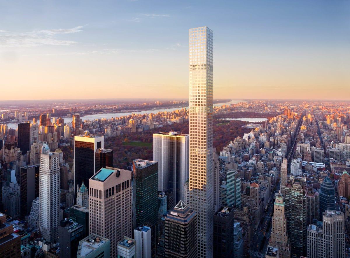 432 Park Avenue Penthouse NYC