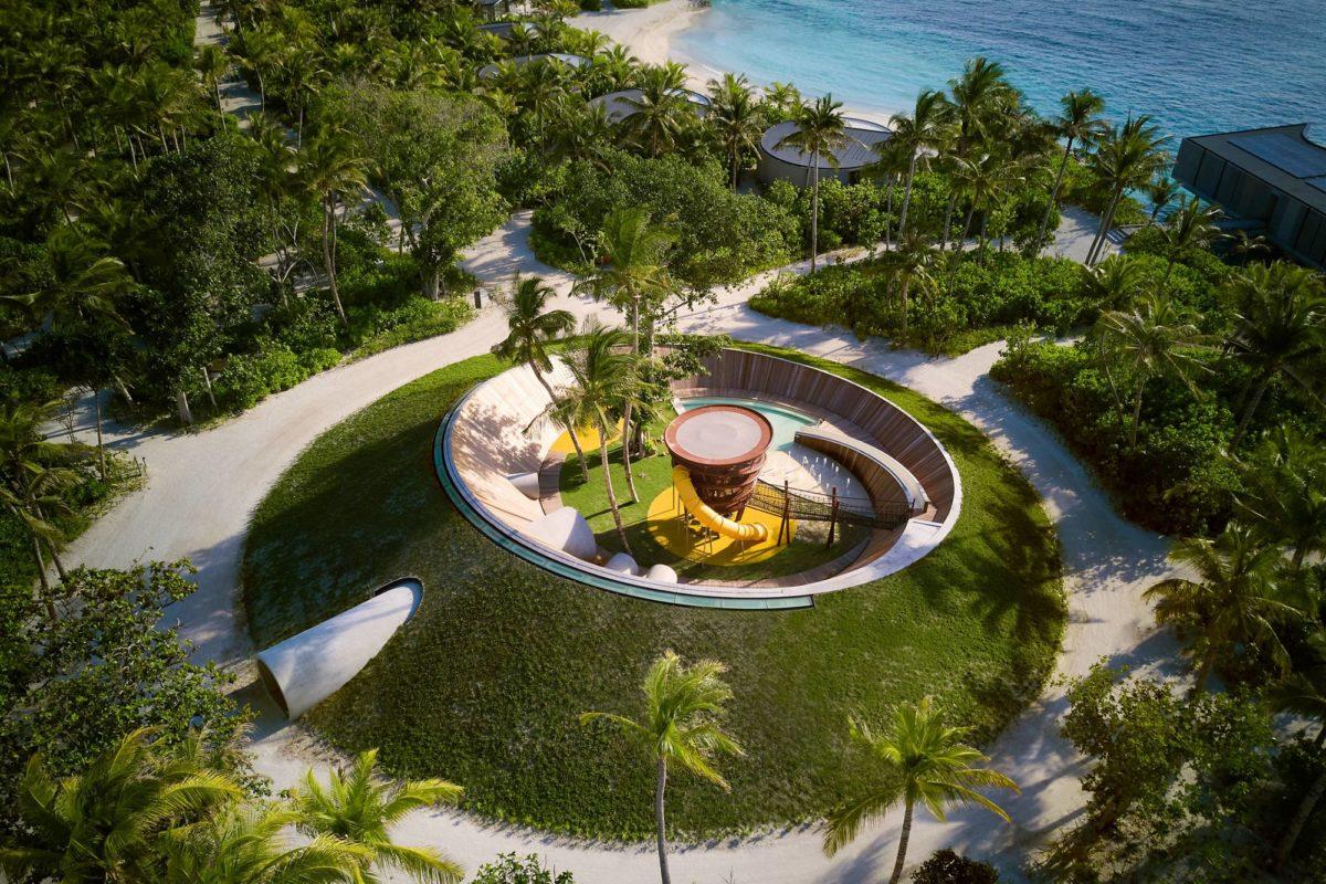 Ritz-Carlton, stațiunea Maldive