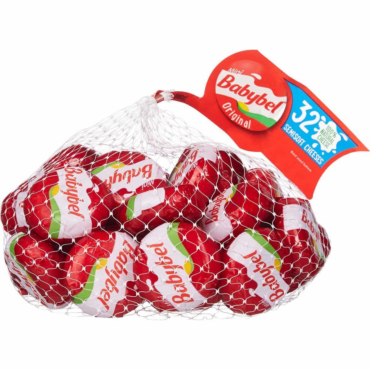 90s snacks australia - babybel
