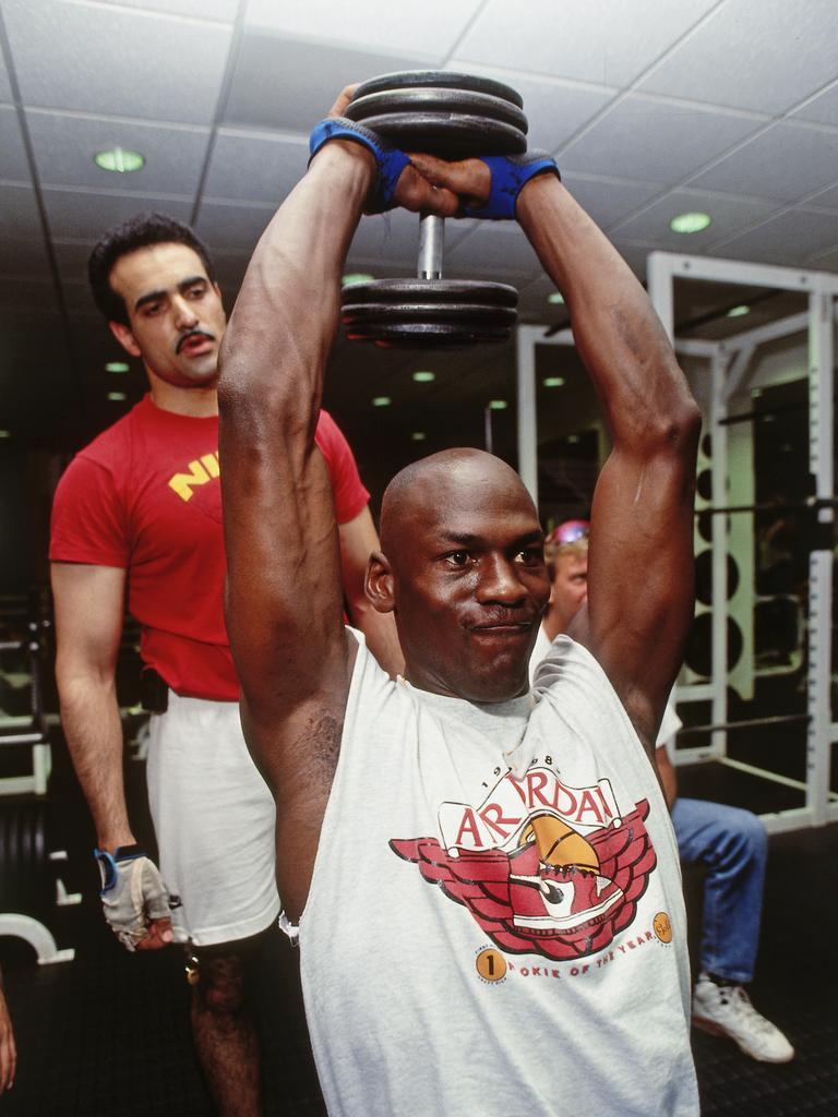 Michael Jordan Personal Trainer Tim Grover