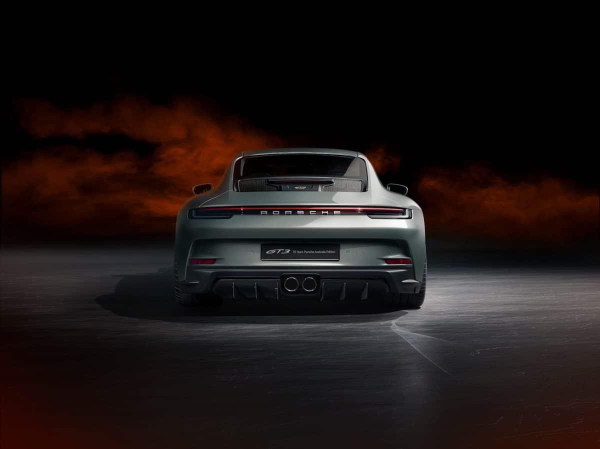 Porsche 911 GT3 70 Years Porsche Australia Edition