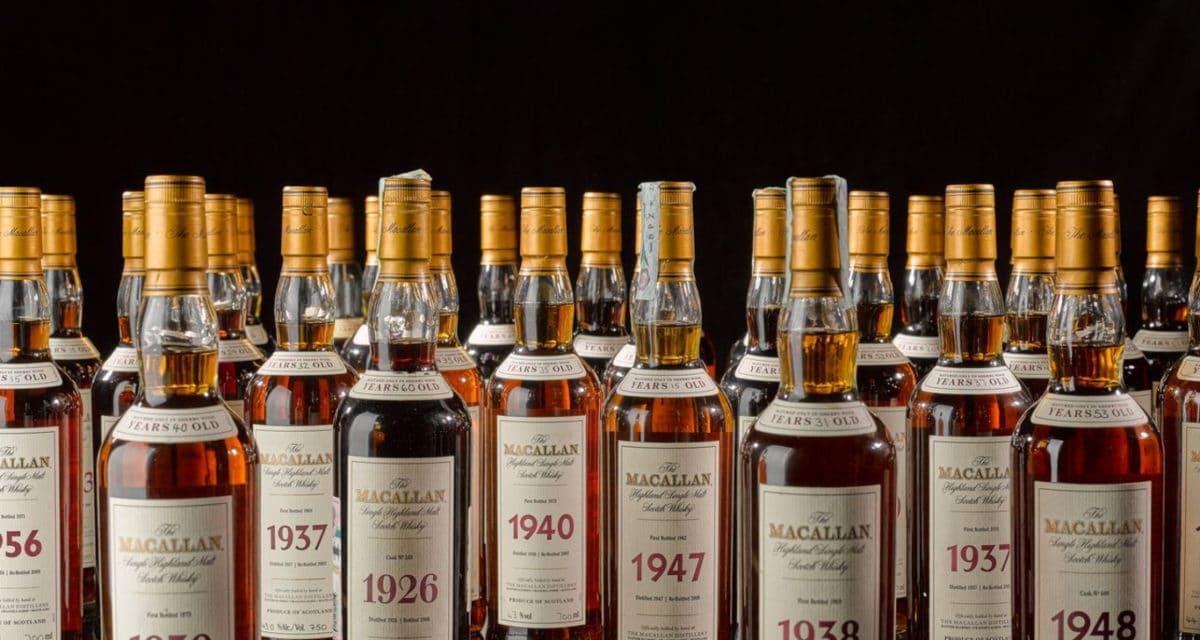 Alternative Investments Rare Whiskey