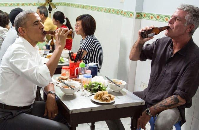 Anthony Bourdain Favourite Restaurant