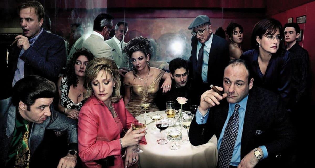Celebrating The Sopranos documentary sessions
