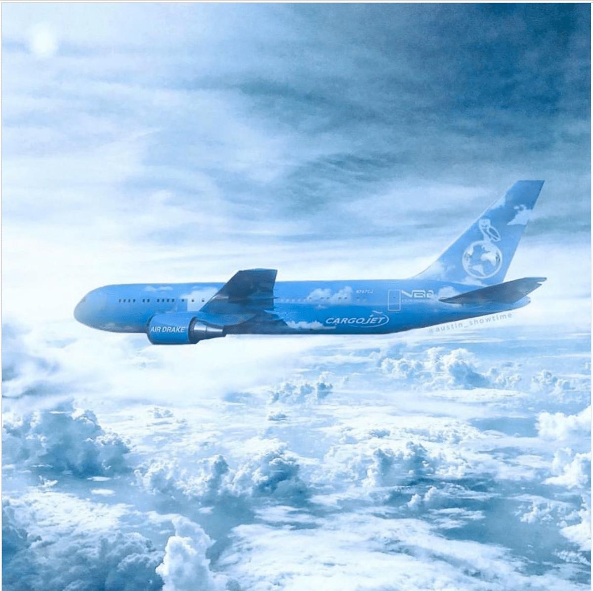 air drake private jet