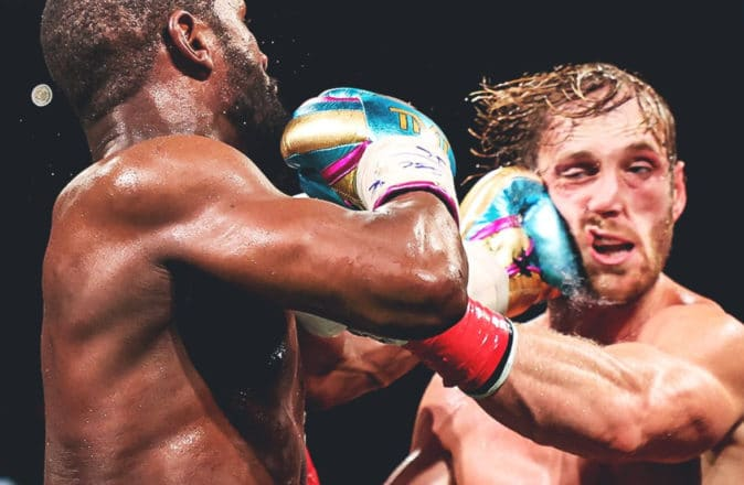 Floyd Mayweather vs Logan Paul Extremely Loud Incredibly Lame