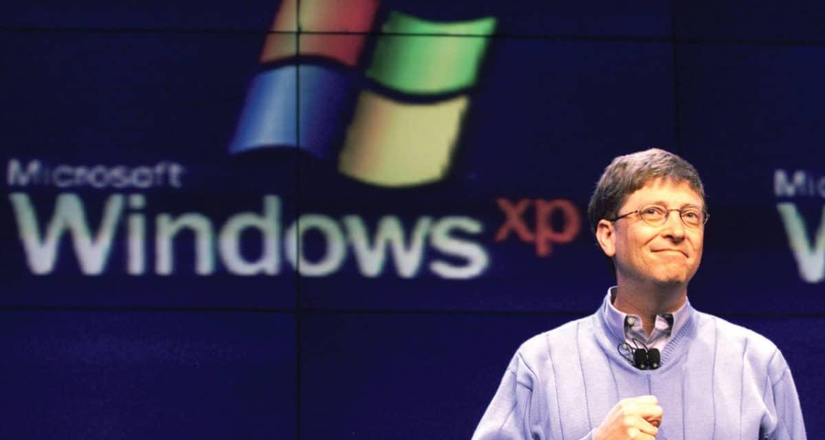 Microsoft market cap - bill gates