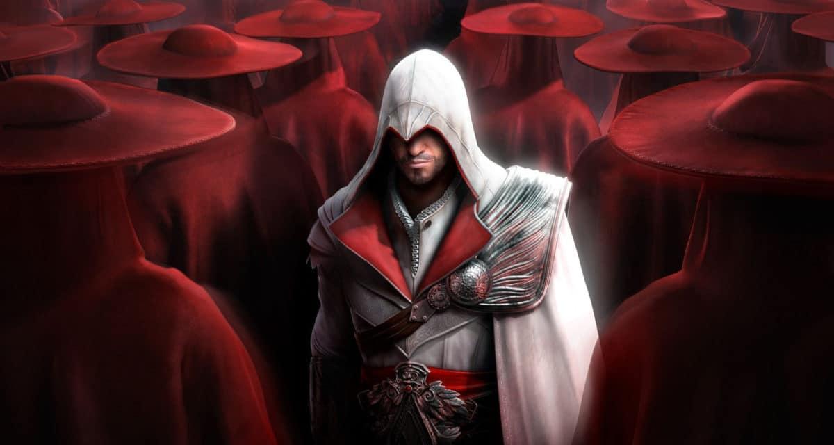 Netflix Assassins Creed Live Action Series Jeb Stuart