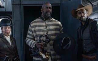 Netflix The Harder They Fall Trailer Idris Elba