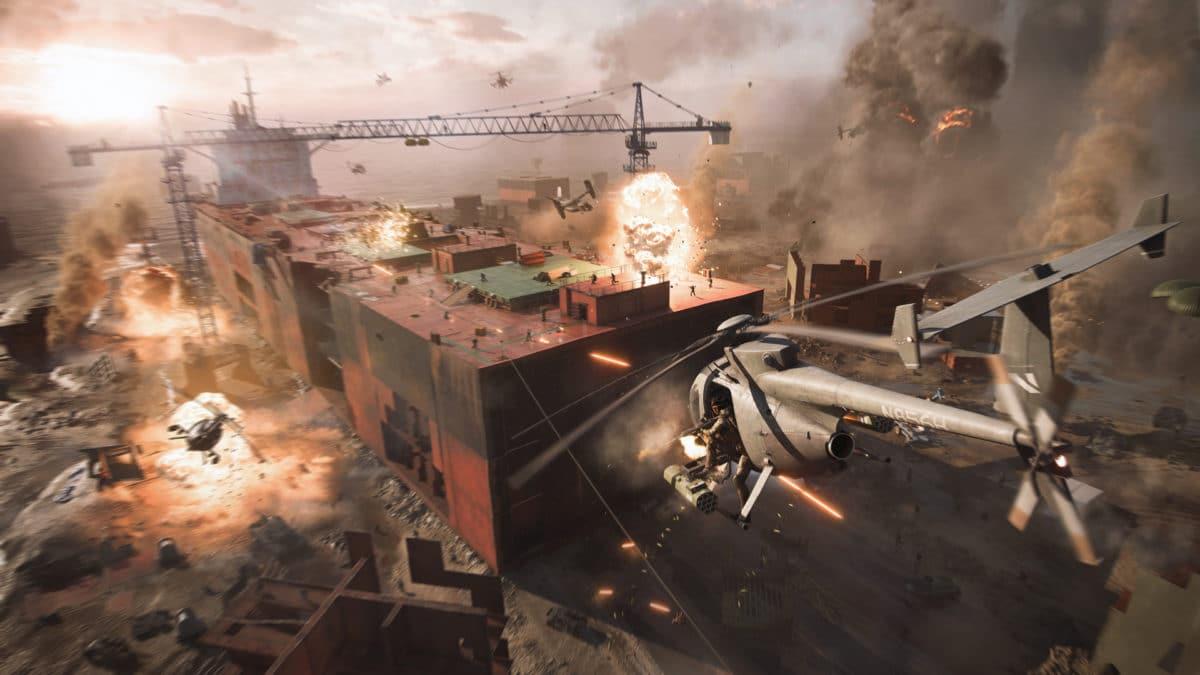 ea battlefield 2046 trailer