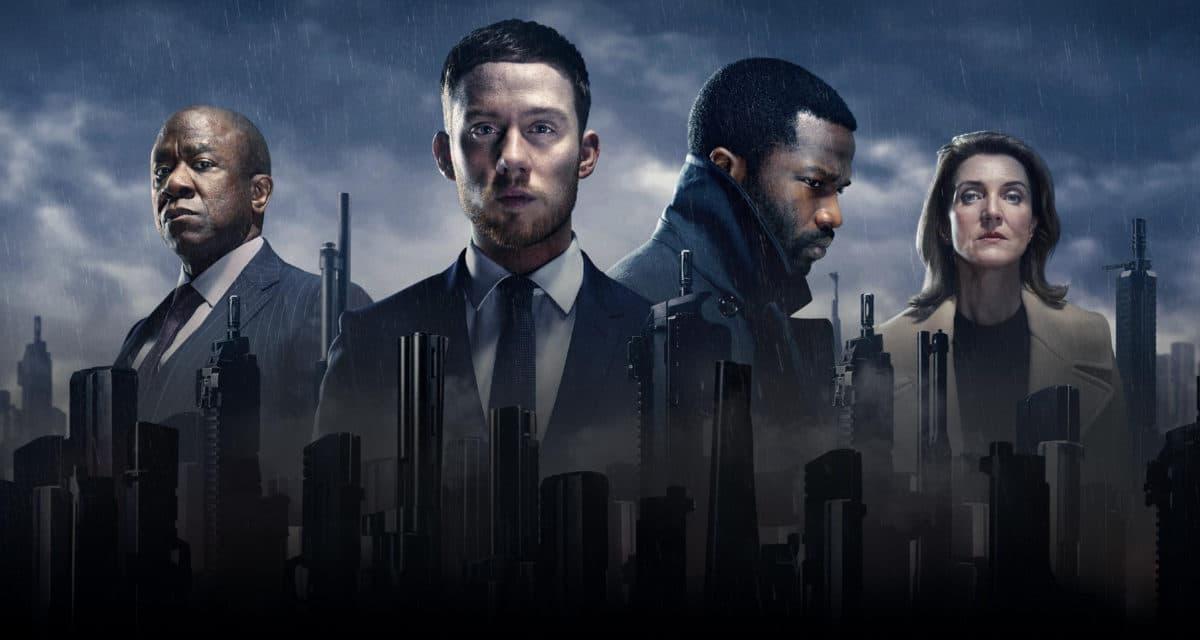 Sky AMC Gangs of London season 2 release date