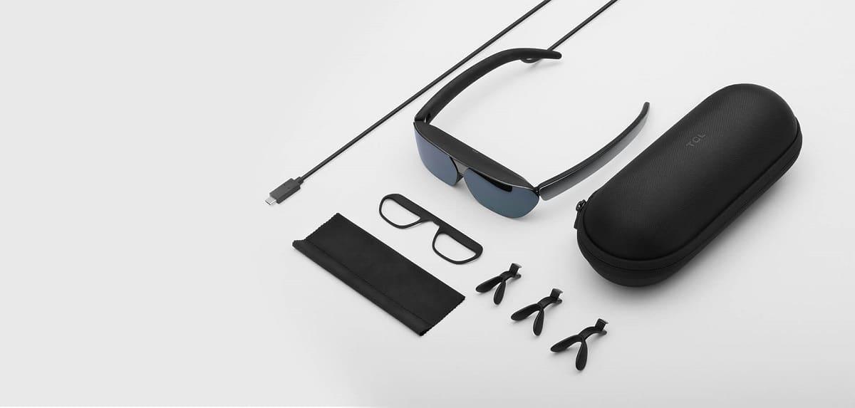 TCL NXTWEAR G Sunglasses Accessories