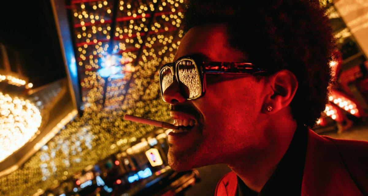 The Idol The Weeknd HBO Drama Series