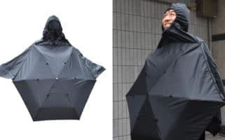 Umbrella Rain Poncho