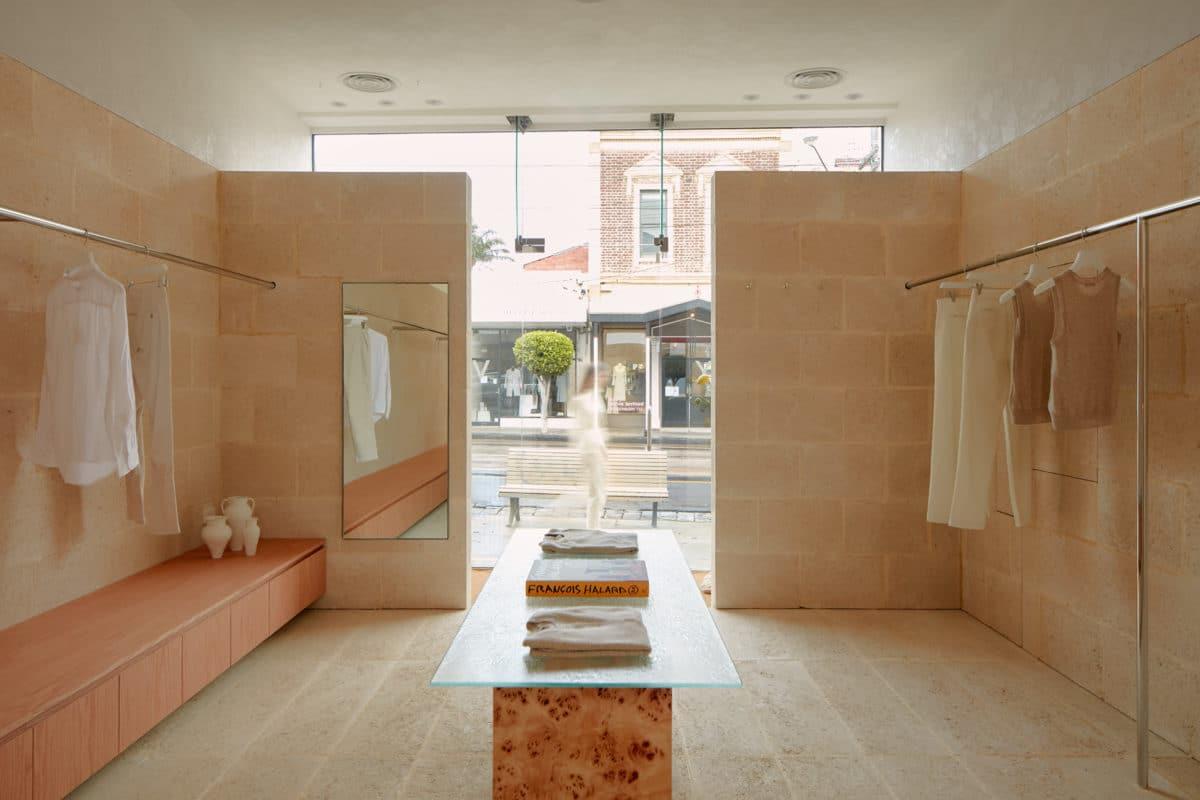 Sarah I'Anson Interiors for Venroy Melbourne