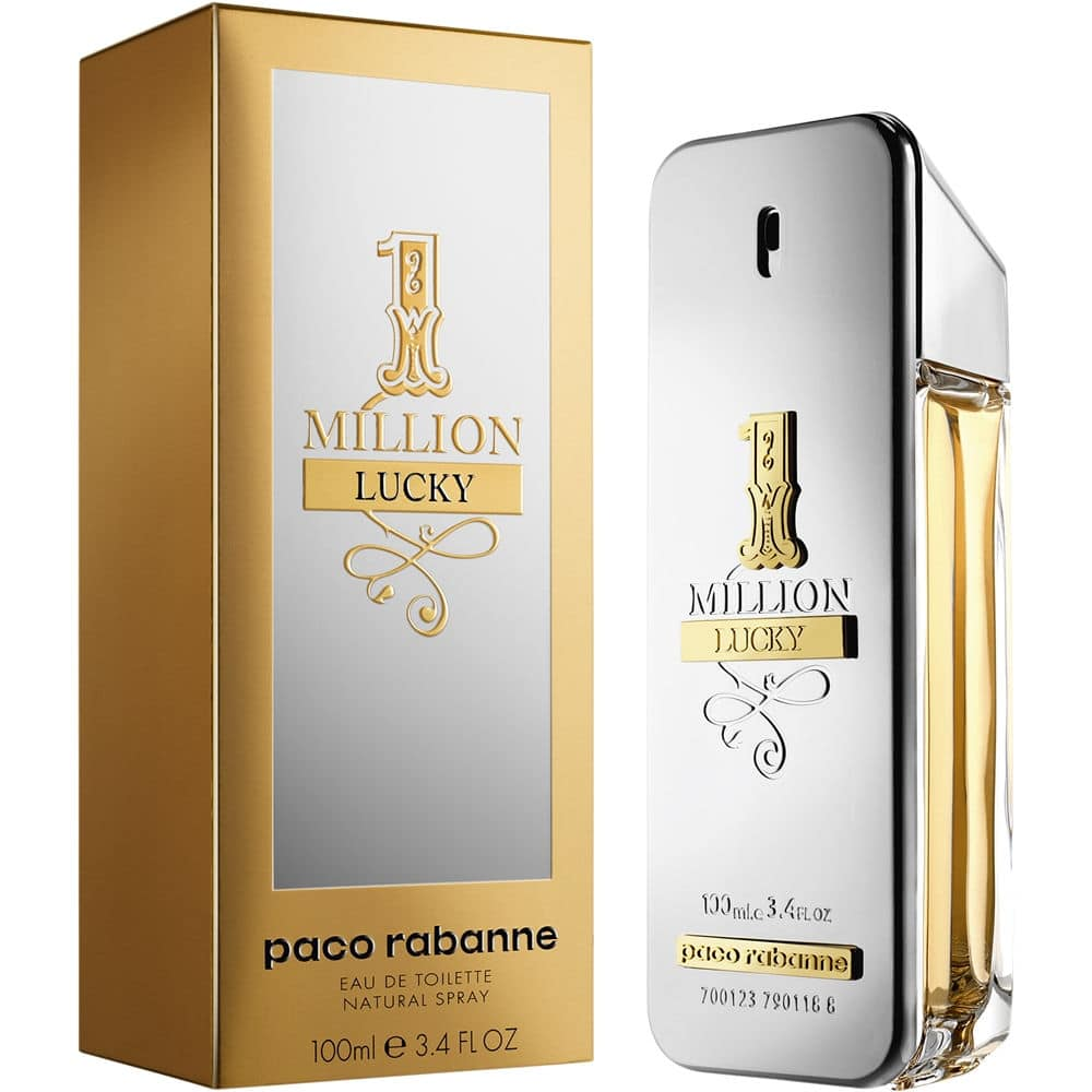1 Million Lucky is one of the best colognes for men you can buy.
